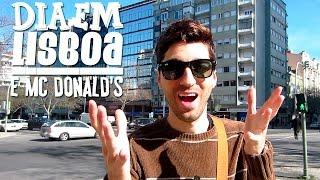 Download Dia em Lisboa e Mc Donalds - Viagens e Passeios   Hoje tô Aqui Video
