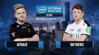 Download CS:GO - 100 Thieves vs. Astralis [Vertigo] Map 1 - Grand Final - IEM Beijing-Haidian 2019 Video
