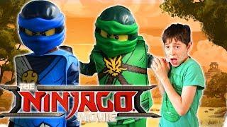 Download THE LEGO NINJAGO MOVIE - Fun Kids Parody Video