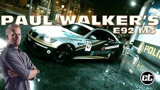 Download NFS 2015 - Paul Walker's BMW E92 M3 | Tribute Video