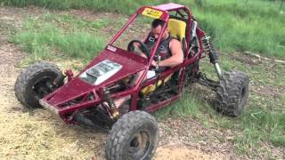 Download First run after new motor gsxr1000 piranah buggy Video