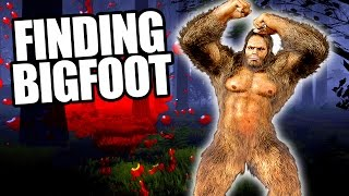Download FINDING BIGFOOT | Let's Catch A Monster!! 3-Player Co-op Gameplay - Let's Play Finding Bigfoot Video