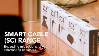 Download Smartphone Recording Options with RØDE Smart Cables Video