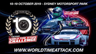 Download 2019 Yokohama World Time Attack Challenge - Day Two Video