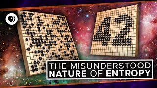 Download The Misunderstood Nature of Entropy | Space Time Video
