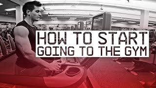 Download How to Start Going to the Gym Video