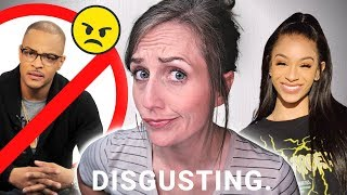 Download ObGyn Reacts to Virginity Testing Daughters | Rapper T.I. & Deyjah Harris Video