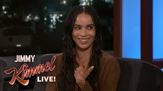 Download Zoë Kravitz on Her Relationship with Prince Video