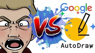 Download ARTIST Vs. AUTODRAW! - Head to Head with Google AI Art! Video