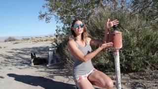 Download Abandoned Golf Course Salton Sea video Video