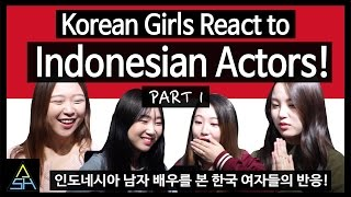 Download Korean Girls React to Indonesian Actors #1 [ASHanguk] Video