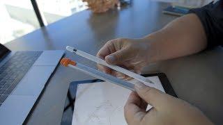 Download Apple Pencil versus Logitech Crayon Video