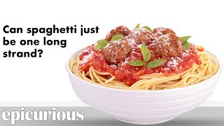 Download Cooking Experts Answer Your Spaghetti & Meatball Questions | Epicurious Video