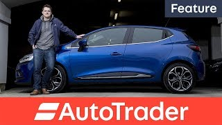 Download Renault Clio hatchback long-term test review Video