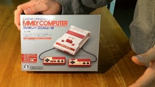 Download Nintendo Famicom Mini Unboxing & Gameplay (Controller Mic Test!) Video