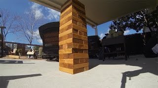 Download How To Make A Giant Jenga Game. Video