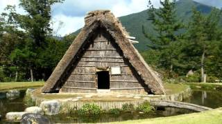 Download Shirakawago World Heritage Village in Japan Video