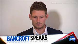 Download Cricketer Cameron Bancroft admits ″Lying & Ball Tampering″ Australian Tv Interview Mar 29 2018 Video