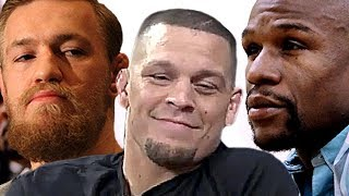 Download Floyd Mayweather Hiring Nate Diaz to Get Back at Conor McGregor!? Video