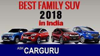 Download Best Mini SUV, CARGURU Compares Tata Nexon, Suzuki Brezza, Honda WR V & Ford EcoSport, Video