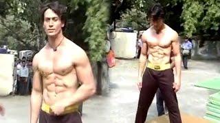 Download Tiger Shroff's Karate Training & Workout 2016 Video