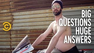 Download Big Questions, Huge Answers with Jon Dore - Official Trailer Video