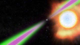 Download NASA | A Black Widow Pulsar Consumes its Mate Video