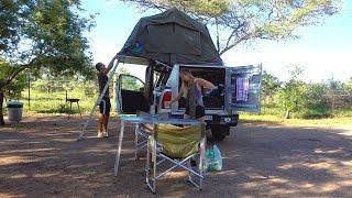 Download Camping im Krüger Nationalpark und Besuch auf dem Campingplatz - Südafrika | VLOG #195 Video