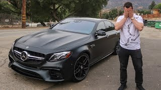Download I MESSED UP BUYING THE E63S AMG... Video