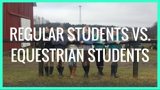 Download SPOT 2017- Regular Students vs. Equestrian Students Video