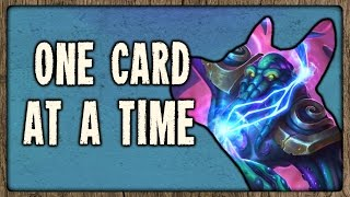 Download [Hearthstone] One Card at a Time Video