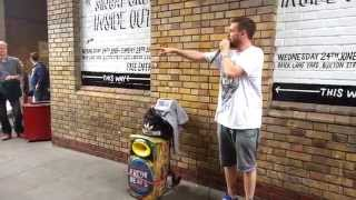 Download Fredy Beats beatbox show in Brick Lane 2015 Video