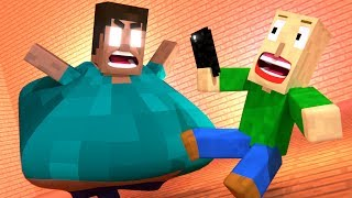 Download BALDI'S BASICS VS Herobrine - Funny Minecraft Animations Video