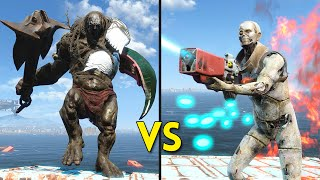 Download Fallout 4 - 8 Swans VS 150 Synths - Battles #14 Video