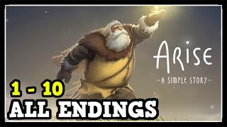 Download Arise: A Simple Story Ending (Arise All Endings Level 1-10) Video