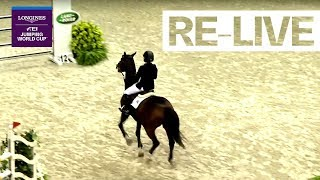 Download RE-LIVE | Longines FEI Jumping World Cup™ NAL 2018/19 | Washington | Speed Final Video