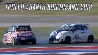 Download Trofeo Abarth 500 a Misano 2018 Video