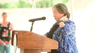 Download Knoxville Mayor Madeline Rogero speaks on new affordable housing Southside Flats Video