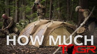 Download The Most Expensive Military Tent in the World Nemo The ALCS 1P SE Video