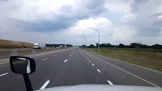 Download BigRigTravels LIVE! Vickery, Ohio to Erie, Pennsylvania Interstate 90 East-July 16, 2018 Video