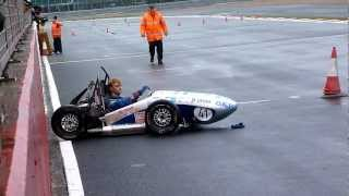 Download Formula Student 2012 Crash Video