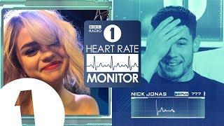 Download Nick Jonas HEART RATE MONITOR feat. Selena Gomez, Joe Jonas & Jack Black | STRONG LANGUAGE! Video