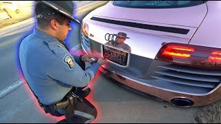 Download PULLED OVER IN MY SUPERCAR AND THIS HAPPENED... *WTF* Video