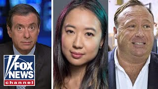 Download The free speech debate over Sarah Jeong and Alex Jones Video