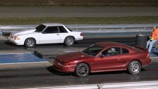 Download Turbo Fox vs Turbo SN95 Mustang Video