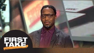 Download Tracy McGrady deep dives into Rockets vs. Warriors Western Conference finals | First Take | ESPN Video