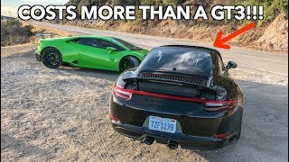 Download HOW DOES THIS PORSCHE GET AWAY WITH THIS!! Video