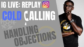 Download WHOLESALING REAL ESTATE: COLD CALLING & HANDLING SELLER OBJECTIONS WITH TONY ″THE CLOSER″ Video
