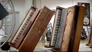 Download Rube Goldberg machine Video
