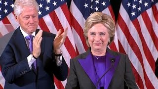 Download Hillary Clinton FULL Concession Speech | Election 2016 Video